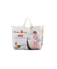 Трусики-подгузники детские одноразовые Mommy Baby (размер 4), 9-15 кг, 42 шт., , 950.00 руб., 008-001, Mommy Baby, Подгузники