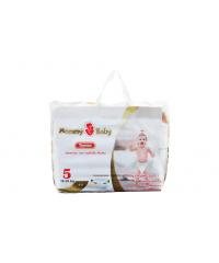 Трусики-подгузники детские одноразовые Mommy Baby (размер 5), 12-19 кг, 40 шт., , 950.00 руб., 008-002, Mommy Baby, Подгузники