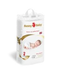 Подгузники детские одноразовые Mommy Baby (размер 2),  4-8 кг, 56 шт, , 888.00 руб., podguzniki Mommy Baby, Mommy Baby, Подгузники